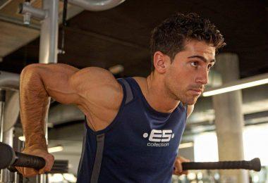 Les meilleurs exercices pour muscler ses triceps !