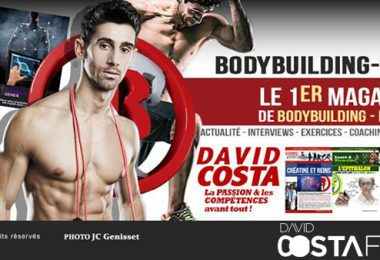 Interview David Costa pour Bodybuilding Rules
