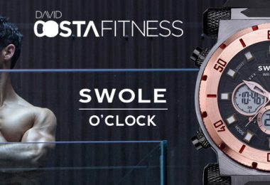 Swole o'clock: nouveau sponsor pour David Costa