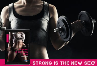 La musculation au féminin: Strong is the new sexy