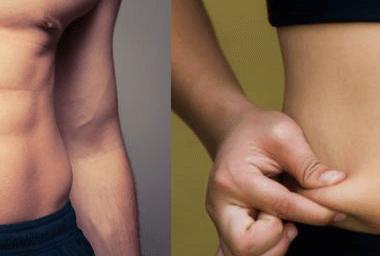 Sèche : puis-je perdre du gras sur une zone ciblée (abdos, cuisses, fessiers, culotte de cheval) ?